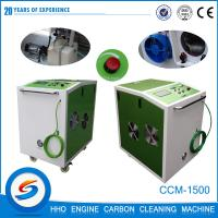 China hho carbon cleaning machine on sale