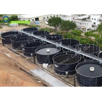 Buy cheap Glass Lined Steel Irrigation Water Tanks For Farm Plant product