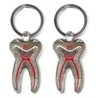 Buy cheap Dental Keychain For Dentist Team Gift Molar Tooth product