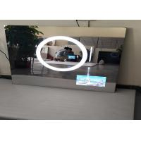Buy cheap Anti - Fog HD Hotel Mirror Tv  High Brightness USB Supported Scratch Resistance product