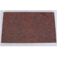 Quality 24X24 Imperial Red Granite Flooring Types Corrosion Resistant Design for sale