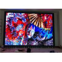 Buy cheap High Resolution Small Outdoor Led Display , SMD1515 P2 Led Panel Video Wall product