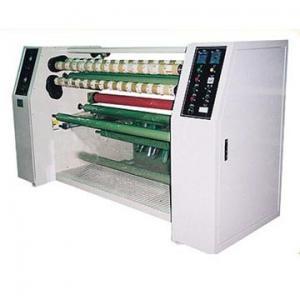 Buy cheap Rewinder Machine / Packaging Tape / adhesive tape rewinding Machines for rewinding tapes product