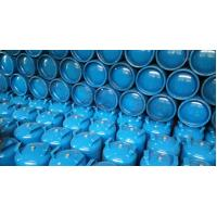 Buy cheap 6KG Compressed LPG Gas Cylinder Low Pressure With 13L Water Capacity product