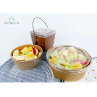 Buy cheap Pasta Salad / Meal Food Delivery Container 750ml Leak Proof Food Grade Eco - Friendly product