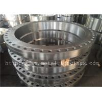 Buy cheap SA182- F316  F316L Forged Stainless Steel Flange Max OD 2500mm product