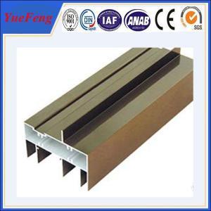 Buy cheap Hot! Quality hollow section aluminum sliding window/ aluminum window frame profiles product