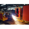 Buy cheap Customized Cutting Length CNC Pipe plasma Cutting Machine  Loading Capacity 2000kgs product