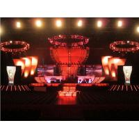 Buy cheap 1R1G1B SMD 2121 Full Color Indoor LED Display Seamless Rental LED Cabinet 300w/m from wholesalers