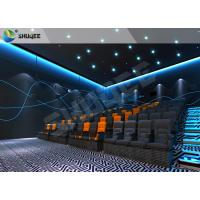 Buy cheap Professional 4D Cinema Equipment With Special Effects And Movement Chairs product