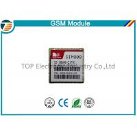 Buy cheap Embedded TCP / UDP GSM GPRS Module SIM808 Support GPS 3.4V - 4.4V product