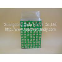 Buy cheap Confectioners Sugar Candy Chocolate Cubes / Milk Cubes Transparent Box Pakaging product