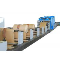 Buy cheap Industrial Paper Bags Manufacturing Machine / Auto Machines for Making Paper Bags product