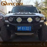 Quality All Year Aluminum Material Front Bumper Bullbar For FJ Cruiser for sale