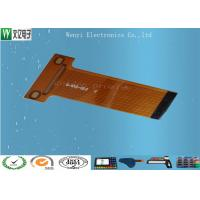Buy cheap Double Side Flexible Printed Circuit Boards , 0.5 OZ Flexible Copper Clad Flex Printed Circuit product