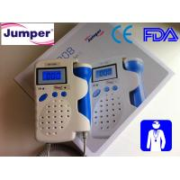 Buy cheap Ultrasound Digital fetal Doppler,Two FHR modes: real time and average product