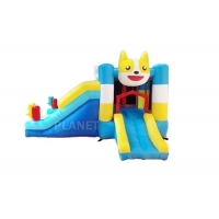Buy cheap Children Mini Jumping House Inflatable Oxford Bounce Castle Family Use Bounce House Manufacturer product