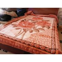 Buy cheap Personalised 5kg Polyester 2 Ply Mink Blanket European Style For Adults product