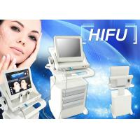 Buy cheap Multi Functional Portable High Intensity Focused Ultrasound Hifu Beauty Machine For Salon product