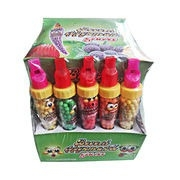 Buy cheap Multi Color Sugar Christmas Novelty Candy Fruit Flavor With Small Pepper Toy from wholesalers