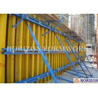 Buy cheap Shear Wall Formwork Systems , Vertical Concrete Wall FormworkI Joist Beam product