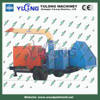 Buy cheap PTO wood chipper Mobile wood chipper Diesel engine wood chipper product