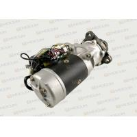 Buy cheap 11T 6D125 Starter Motor for Komatsu PC400 Excavator 6D125 Engine Use. from wholesalers