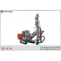 Buy cheap Hydraulic Direct Control System DTH Drilling Machine For Quarries / Limestone Mines product