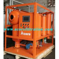 Buy cheap Turbine Oil Purification Systems For Sales EX-Factory Price Chinese Manufacturer product