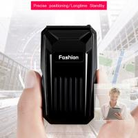 Buy cheap Vehicle Mini Portable Waterproof GSM GPRS Tracking System Car GPS Tracker with Powerful Magnet C1 Tracker product