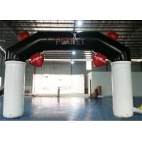 Buy cheap Multifunction Inflatable Start Line Arch Customized Logo Printing 8 X 5 M product