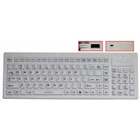 Buy cheap Wireless medical keyboard with on/off switch and truly waterproof, hygeian application product
