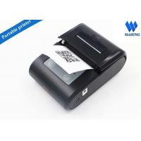 Buy cheap Mini Portable Thermal Printers Thermal Barcode Printer For Retails product