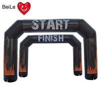 Buy cheap Cheap inflatable entrance and finish arch for marathon product