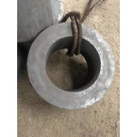 Buy cheap 2507 Super Duplex Forging Steel Round Ring Black Surface SAF 2507 Hollow Bar product