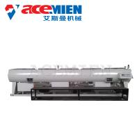 Buy cheap Double Screw Plastic Pipe Extrusion Machine , PVC Pipe Extrusion Line Durable product