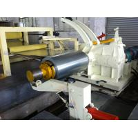 Buy cheap Aluminum Roll Rewinding Machine / Roll Rewinder Machine 3m - 100m length 150m / min product