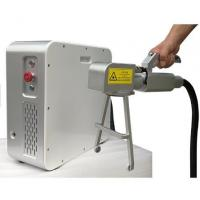 Buy cheap Industrial Laser Rust Removal Machine / Eco Friendly Portable Laser Rust Remover product