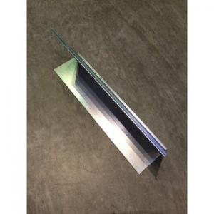 Buy cheap Siver Aluminium Industrial Profile , Industrial Aluminium Profiles For Curtain Wall Cover product