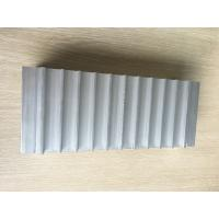 Buy cheap 350MM Width Custom Aluminum Extrusion Profile for Motor ShellI product