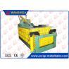 Buy cheap Forward Out Aluminum Scrap Metal Baler Baling Press Machine 18.5kW Motor product