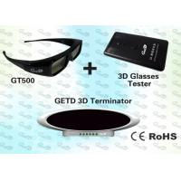 Buy cheap 3D Home Theater Solution with 3D vision IR emitter and glasses product