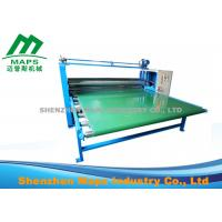 Quality Blue 2.2 KW Power Mattress Manufacturing Machines Raise Production Efficiency for sale