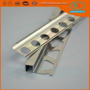 Buy cheap Aluminum tile trim ,6063 aluminum extrusion product