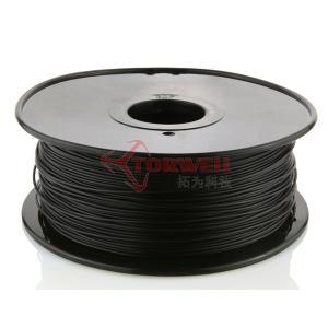Buy cheap Torwell Black PLA filament for 3D Printer 1.75mm 1KG/spool product