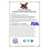 Coolclub Biotechnology Co., Ltd Certifications
