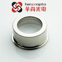 Buy cheap Flat window caps, ±45° ±60° gold (electro) plating, Electroplated nickel, class to metal sealing, High Refractive Index product