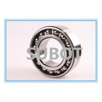 Buy cheap 3203A Double Row Angular Contact Ball Bearing for Pump / Reducer Parts ABEC1 ABEC3 product