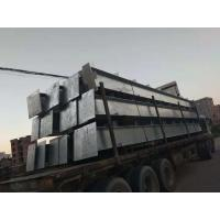 Buy cheap Hot - dip Galvanized Warehouse Steel Structure Prefabricated ISO9001 from wholesalers