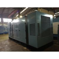 Buy cheap 230 / 400V Soundproof Diesel Generator ,Water - Cooling System Diesel Electric Generator product